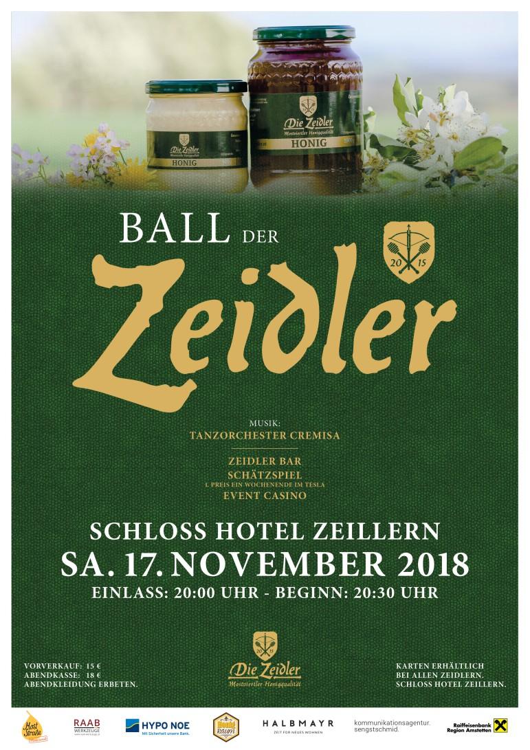 Zeidler-Ball 2018