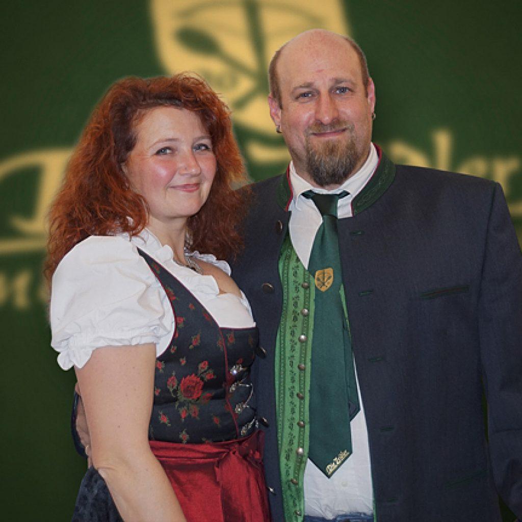 die Zeidler - Sigrid und Robert Hagen